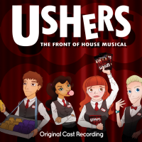 USHERS The Front Of The House Musical Original London Cast CD